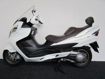 Suzuki AN400 Burgman bABS **VERKOCHT**