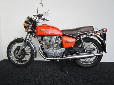 Honda CB500T Classic  ***VERKOCHT***