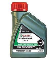 Castrol remvloeistof DOT 4