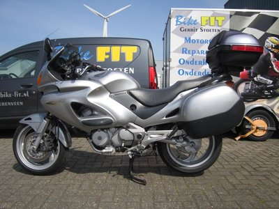 Honda NT650V Deauville ***VERKOCHT***