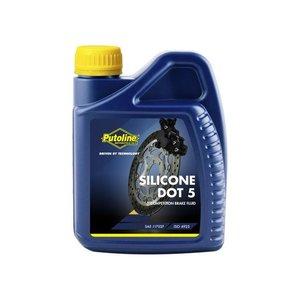 Putoline Remvloeistof Silicone DOT 5