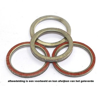 Uitlaatpakking ring 34x40x2,5 mm