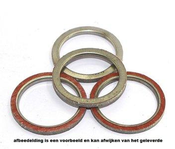 Uitlaatpakking ring 43x55x3,2 mm
