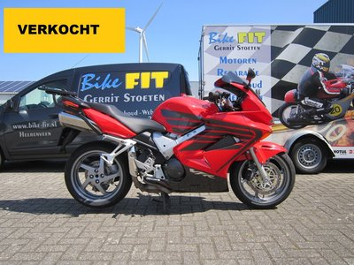 Honda VFR800FI VTEC  ***VERKOCHT***