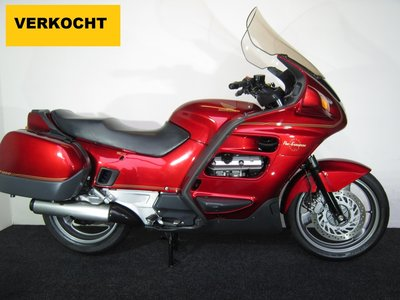 Honda ST1100 Pan European **VERKOCHT**
