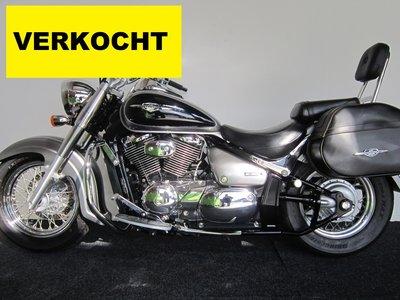 Suzuki C800 Intruder Volusia LC  ***VERKOCHT***