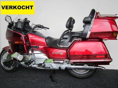 Honda GL1500 Gold Wing Aspencade **VERKOCHT**