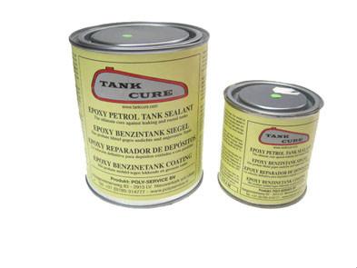 Tankcure epoxy benzinetank coating