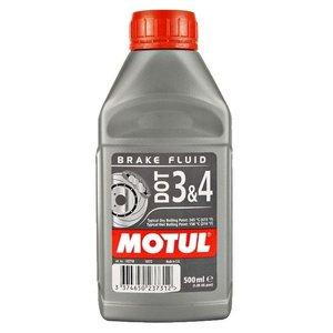 Motul DOT 3&4 remvloeistof