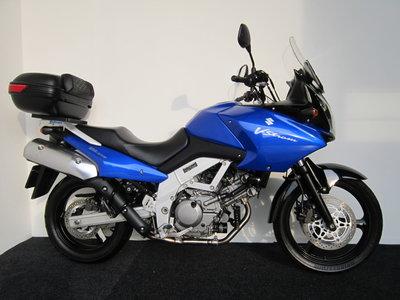 Suzuki V-Strom DL650 2004