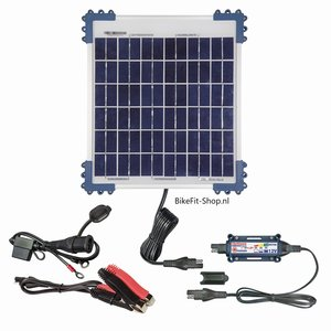 OptiMATE SOLAR + 10W-Zonnepaneel