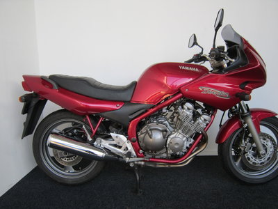 Yamaha XJ600S Diversion 1998