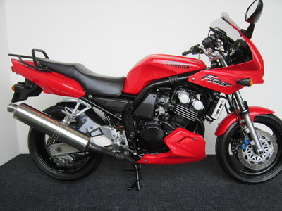 Yamaha FZS600 Fazer keurige motor
